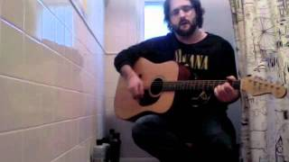 SPR Sings in the Shower - Mick sings The Decemberists