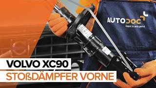 Wie Stoßdämpfer Satz VOLVO XC90 I wechseln - Online-Video kostenlos