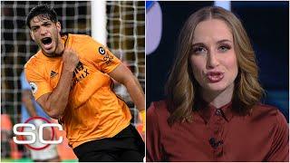 EN OTRO NIVEL. Raúl Jiménez anotó, asistió, brilló y sentenció al Manchester City | SportsCenter
