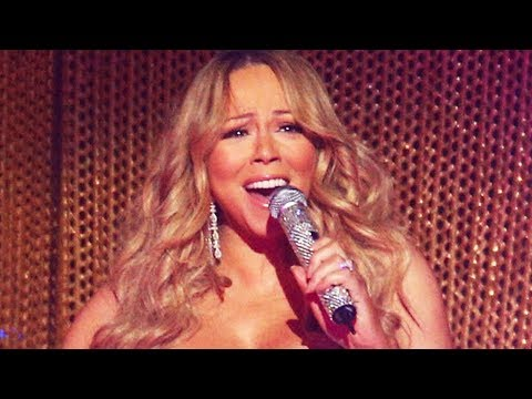 10 Times Mariah Carey Went WILD On Stage!