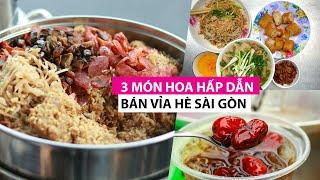 3 món Hoa hấp dẫn bán trên hè phố Sài Gòn nhất định phải thử