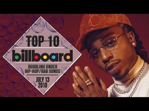 Top 10 • US Bubbling Under Hip-Hop/R&B Songs • July 13, 2019 | Billboard-Charts Mp3