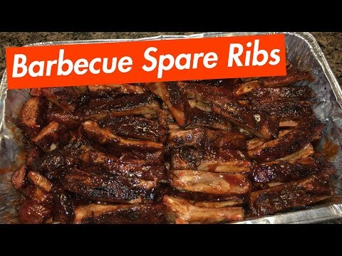 how-to-make:-barbecue-spare-ribs