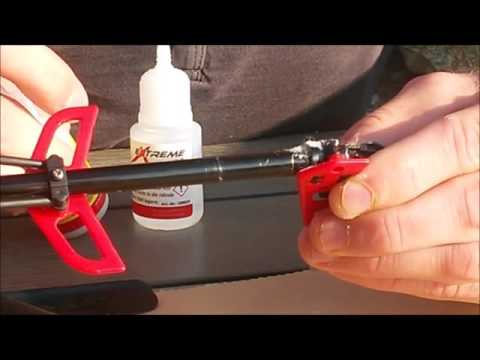 hg klebstoff modellbau hubschrauber reparatur youtube. Black Bedroom Furniture Sets. Home Design Ideas