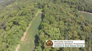 40 +/- acres of land for sale in Avoyelles Parish Louisiana