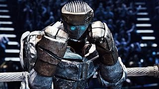 REAL STEEL - STAHLHARTE GEGNER | Trailer deutsch german [HD]