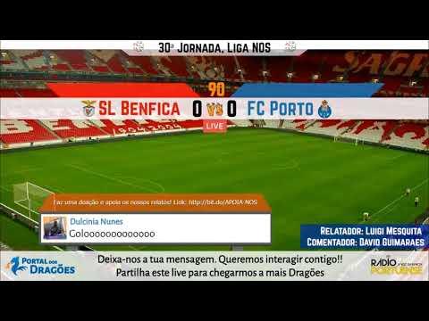 Relato do golo de Herrera: benfica 0 - 1 FC Porto