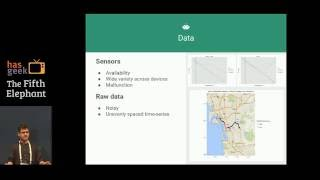 Deciphering Driving Behaviour using Geospatial Temporal Data Collected from Smartphone Sensors