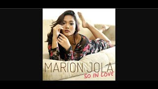 Marion Jola So In Love Lirik