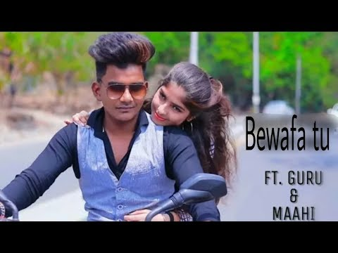 Bewafa Tu | Ft. Guru & Mahi | Best sad love story |