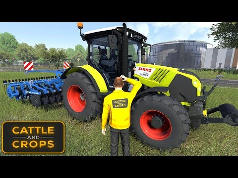 Cattle and Crops - Talerzowanie [DEMO Technologiczne]