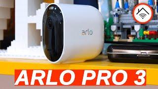 Recensione ARLO PRO 3: ecco come si migliora un prodotto top