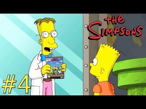 Les Simpson le Jeu #4 FR poster
