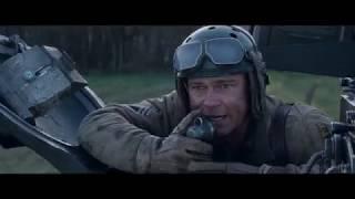 Fury Scene: Sherman Tank vs Tiger Thumb