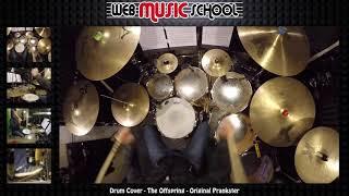 The drum sheet is available on the website! La partition de batteri...