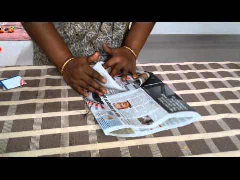 Paper Bag making