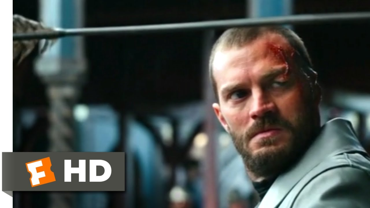 Download Robin Hood (2018) - Two-Faced Sheriff of Nottingham Scene (10/10) | Movieclips