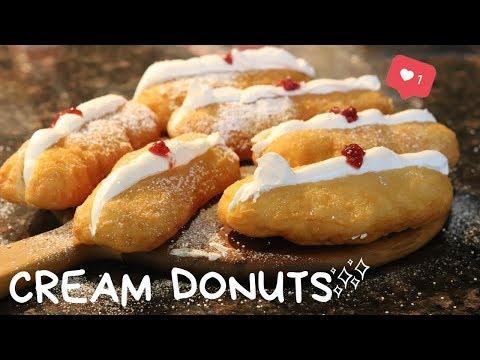 Cream Donuts | TasteoftheSouthPacific