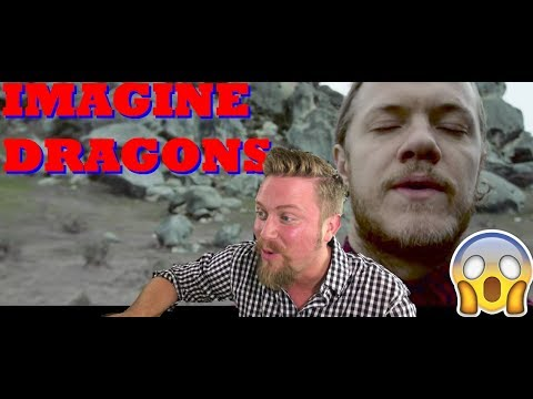 Imagine Dragons - Roots REACTION VIDEO!!!
