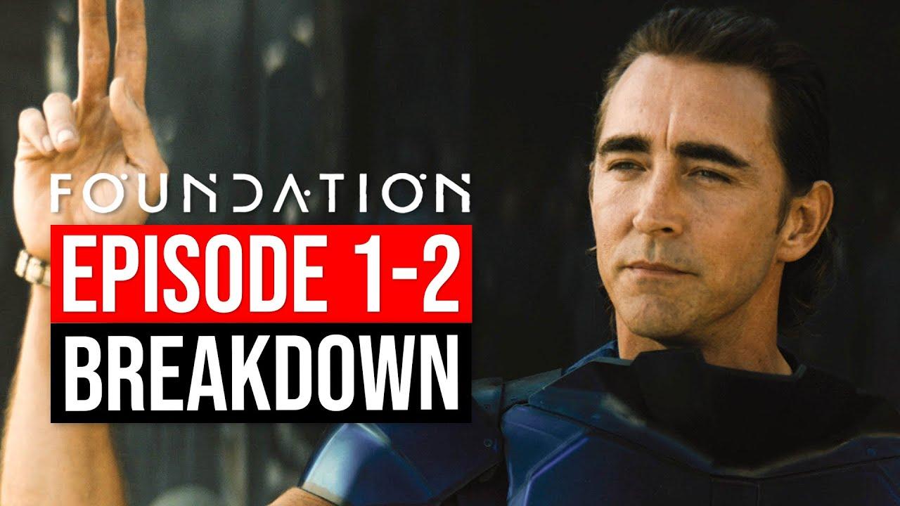 Download Foundation Season 1 Episode 1 - 2 Breakdown | Recap & Review