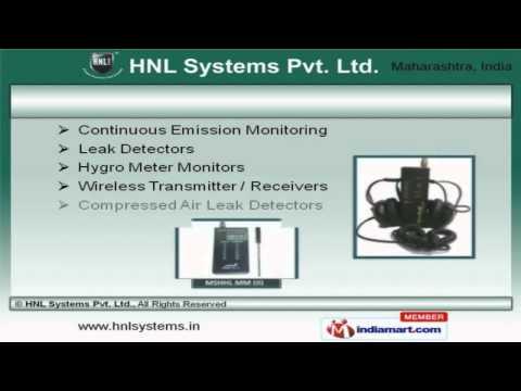 Gas Monitoring & Analysing System By HNL Systems Pvt. Ltd., Navi Mumbai