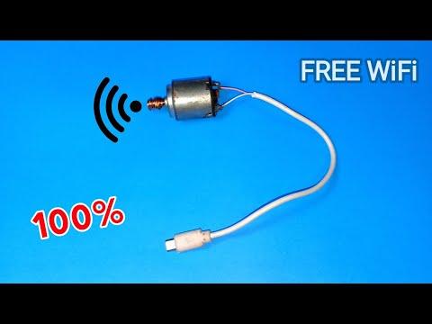 Free WiFi 100%