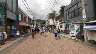 【4K】Karuizawa walk