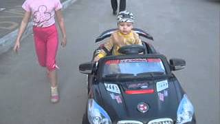 Электромобиль Jetem SWX(Детский электромобиль Jetem SWX- это копия взрослой модели джипа БМВ (BMW) X8 , только на аккумуляторе ипредназначе..., 2013-04-28T17:45:08.000Z)