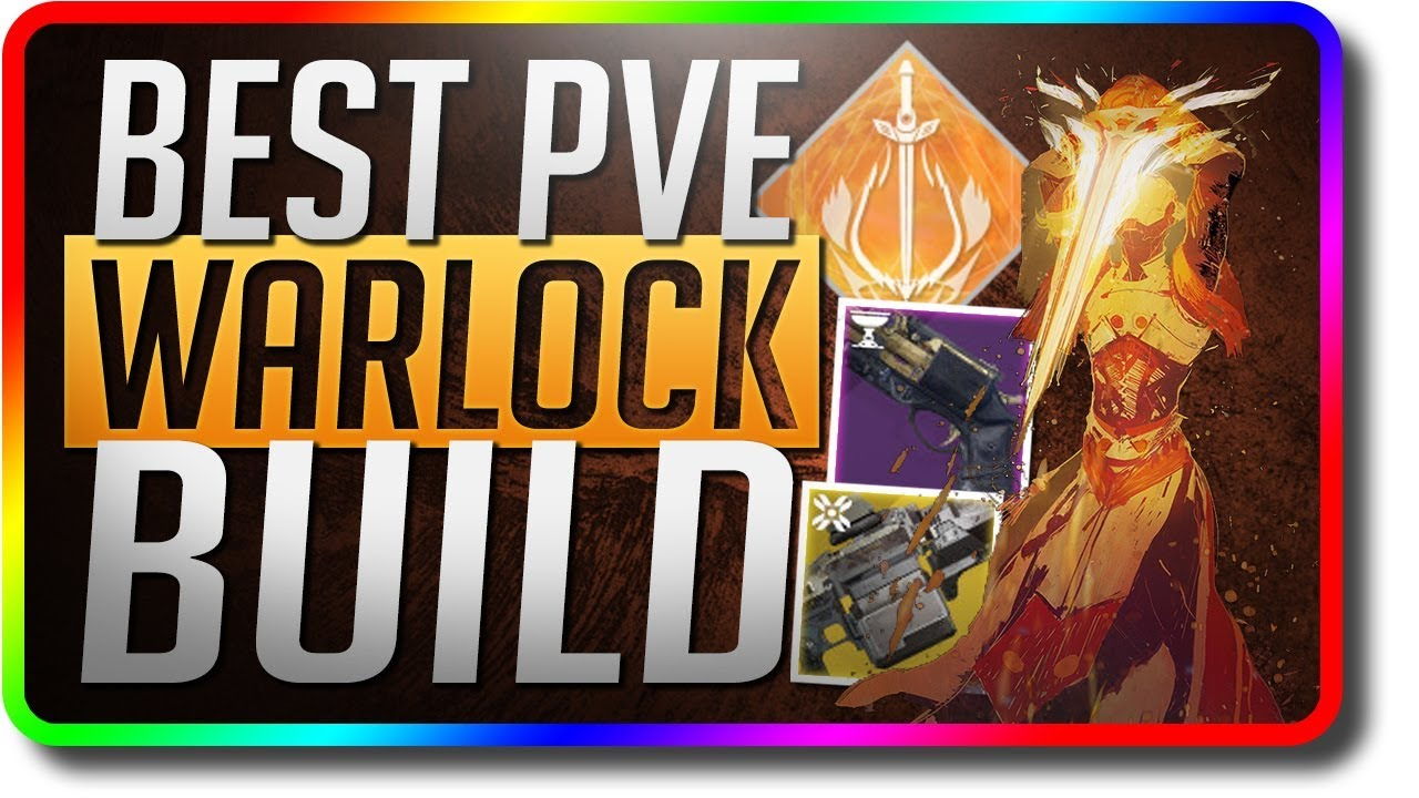 Destiny 2 Best Dps Warlock Build Destiny 2 Worthy Best Warlock Build For Pve Youtube