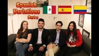 Spanish Variations - Part 2