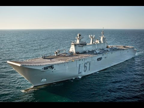 Turkish Multipurpose Amphibious Assault Ship [EN]