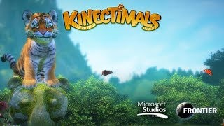 🐅🦁Kinectimals- By Microsoft Corporation-11 Adorable cubs in the game-XBOX360 Classic-IOS/Android