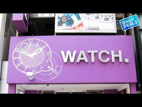 90% Off Designer Quartz Watches, Invicta Watches ► The Deal Guy