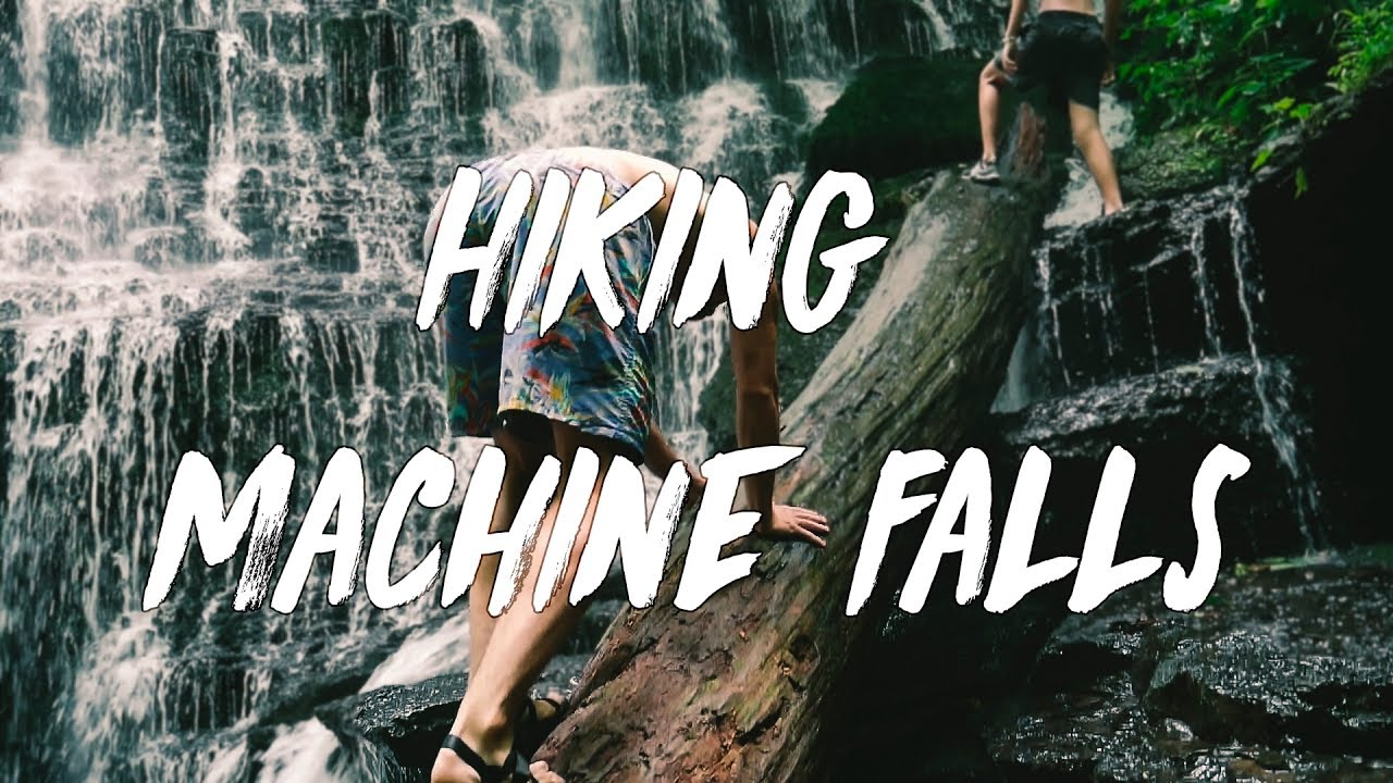 hiking machine