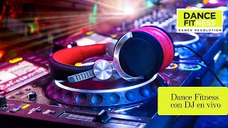 Dance Fitness con dj en vivo