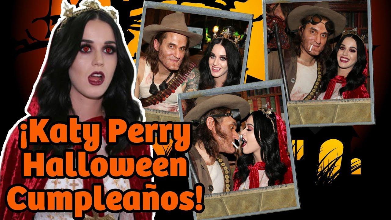 Katy Perry John Mayer Halloween