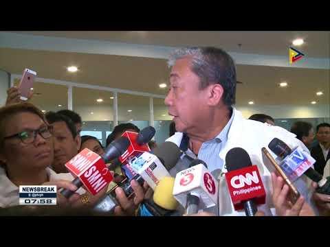 NEWS BREAK: DOTr, tinapos na ang maintenance contract ng BURI sa MRT3