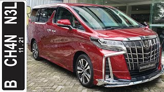 In Depth Tour Toyota Alphard Modellista [AH30] Facelift - Indonesia