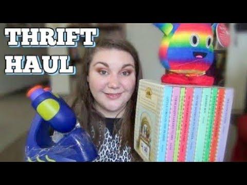 Goodwill Haul | Thrift Store Haul January 2020