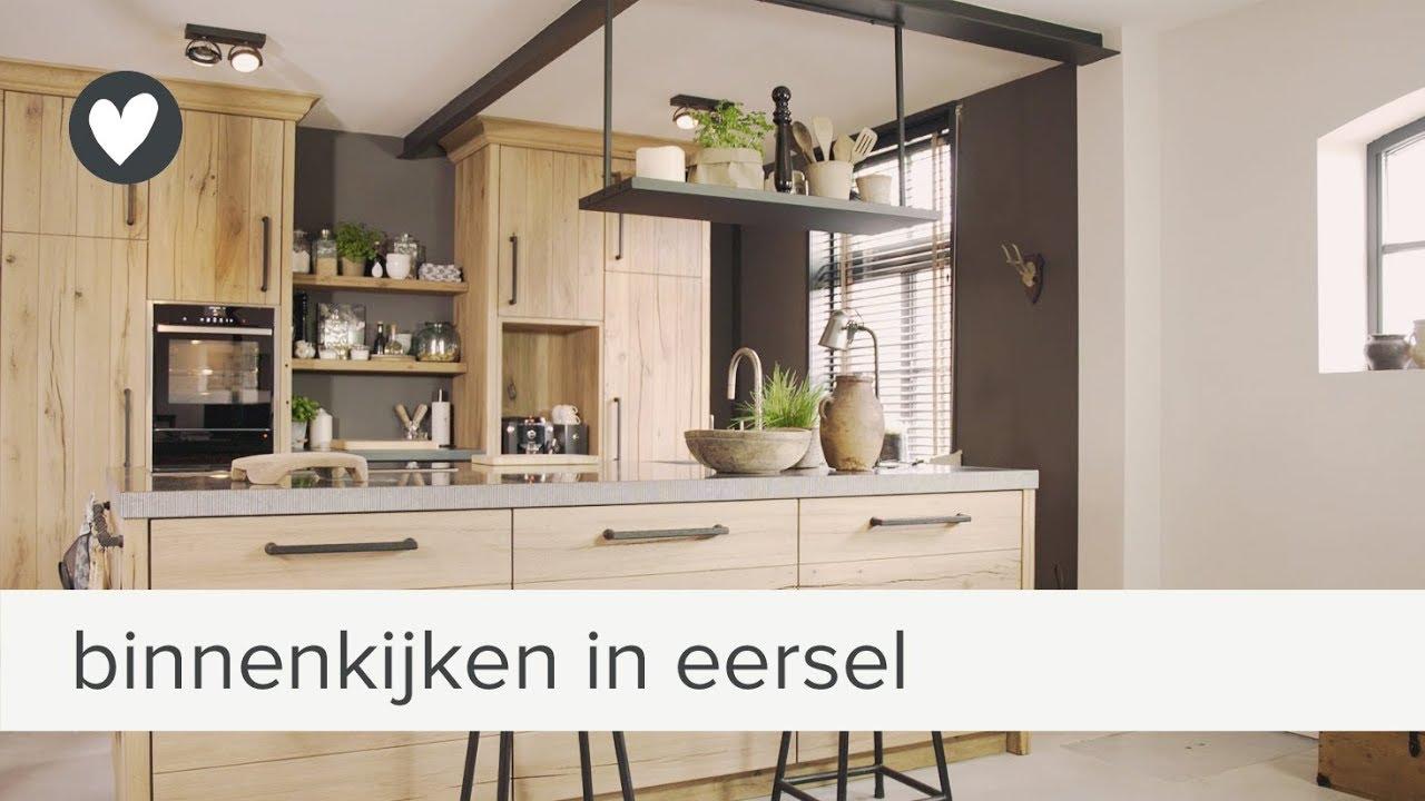 Vtwonen Keuken Houten : Binnenkijken in eersel vtwonen binnenkijken youtube