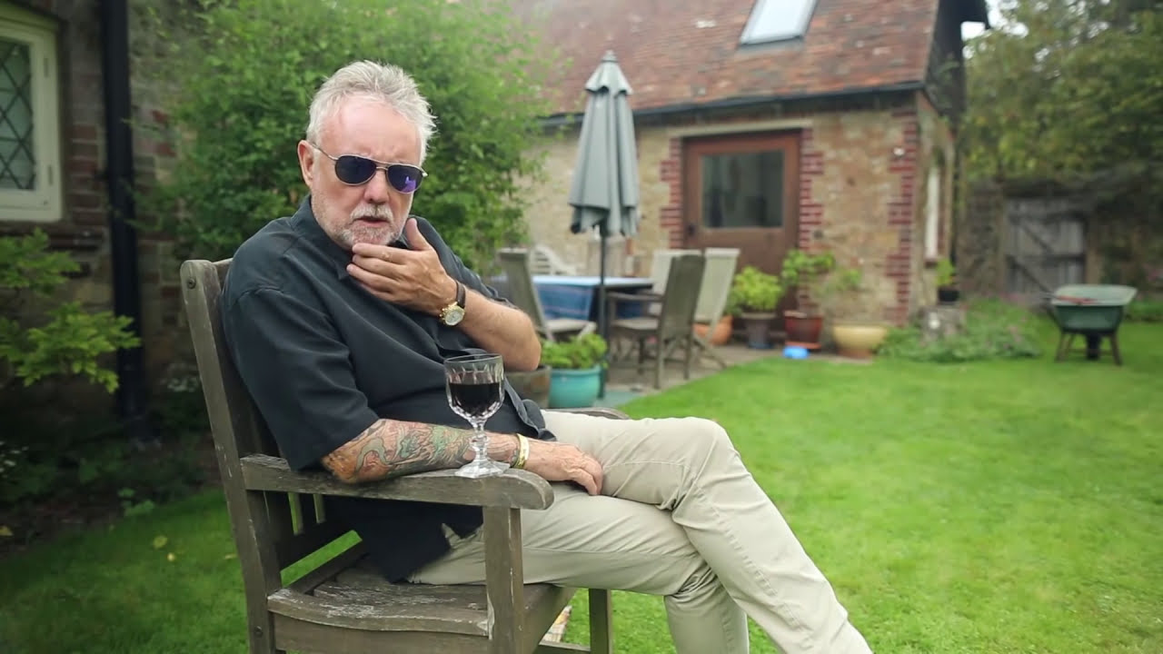 Spitfire Interviews & Features: THE GRANGE - Roger Taylor ...