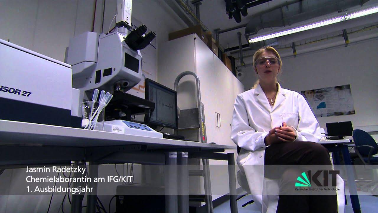 Chemielaboranten Ausbildung
