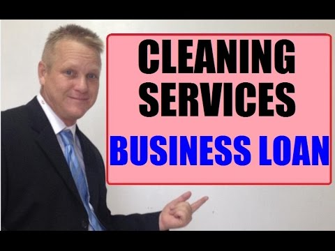 How To Get A Cleaning Services Small Business Loan To Expand