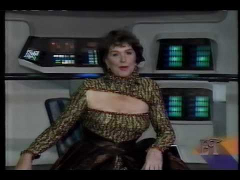 The Women of Star Trek from Ent. Tonight 01/04/1993