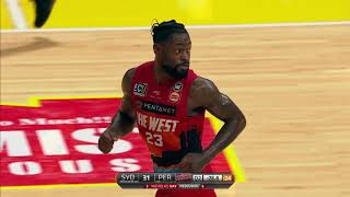 Sydney Kings vs. Perth Wildcats - Game Highlights