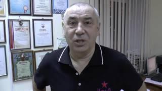 Волейбол. Александр Михайлович Попов тренер команды города Грайворон.