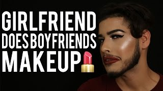 Girlfriend Does Boyfriends Makeup | Daisy Marquez