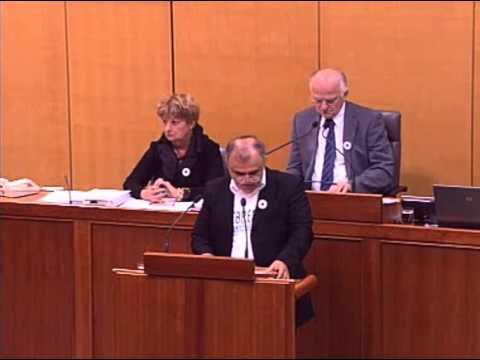 Hodžić u Saboru: O Srebrenic...
