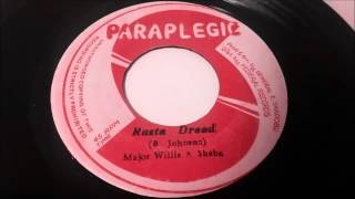 Major Willis & Sheba - Rasta Dread + DUBWISE - ROOTS REGGAE TUNE!