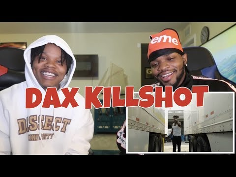 Dax - KILLSHOT - Freestyle - REACTION | HE'S UP NEXT!!!!?